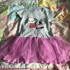A NWT Gymboree 3T dress
